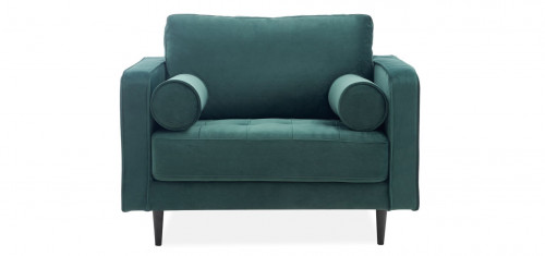 METSOFA Memphis Chair: Velvet Forest